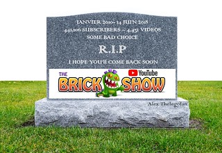 THE BRICK SHOW has been TERMINATED !