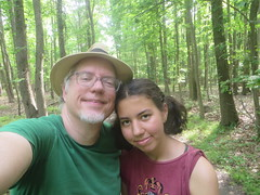 Father's Day Selfie (edenpictures) Tags: newyorkcity nyc fathersday statenisland latourettepark jim dad father eden