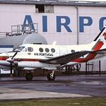 CS-TFA Beech King air TAP CVT 25-03-1986 thumbnail