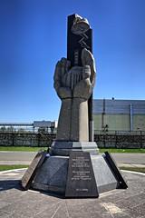 Chernobyl Memorial (Ray Cunningham) Tags: radiation chernobyl ukraine disaster ussr soviet union