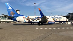 TC-SNN (Breitling Jet Team) Tags: tcsnn playstation sunexpress euroairport bsl mlh basel flughafen lfsb