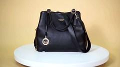 Bucket Genuine Leather Luxury Handbag (Simple Craze) Tags: bucket bag handbags leather genuine shoulder