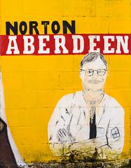 Norton Aberdeen (Thomas Hawk) Tags: aberdeen america nortonaberdeen usa unitedstates unitedstatesofamerica washington washingtonstate alley graffiti us fav10