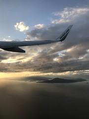 Flying home (Sean Maynard) Tags: westjet yvr yyc flying canada vancouver