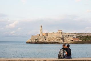 Down by the Sea, La Habana