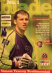 Sheffield United v Middlesbrough 02.08.03 (ChrisUTB) Tags: sheffield united middlesbrough simon tracey testimonial