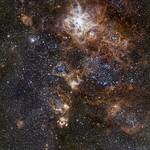 Around the Tarantula Nebula thumbnail