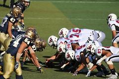 Tension (yukky89_yamashita) Tags: 関西大学 早稲田大学 kansai waseda university football