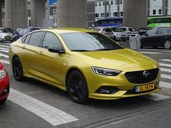 2018 Opel Insignia (harry_nl) Tags: netherlands nederland 2018 amsterdam opel insignia sl157b sidecode9