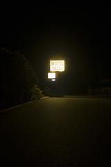 Motel Trees (B_Zedan) Tags: moteltrees treesofmystery longexposure night hwy101