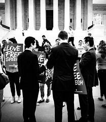 2018.06.04 SCOTUS Rally, Masterpiece Cake Case, Washington, DC USA 02739