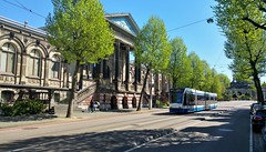 Lijn 9 (28) (Peter ( phonepics only) Eijkman) Tags: amsterdam city combino gvb tram transport trams tramtracks trolley rail rails streetcars strassenbahn nederland netherlands nederlandse noordholland holland