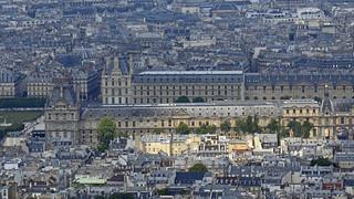 2018.05.20.006 PARIS - Tour Montparnasse - Palais du Louvre