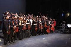DSC_0610 (fotografia.ofca) Tags: cameratamusicalis guillermorelaño schuman sinfonía cuarta teatro nuevoapolo especial ¿porqueesespecial concierto nikon d90 orquesta