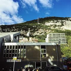 Gibraltar (Willo Eurlings) Tags: gibraltar kabelbaan cabelcar
