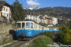 MOB: ABDe 8/8 4001 (Romain Bezençon) Tags: mob montreux oberland bern zweisimmen goldenpass abde 88 4001