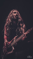 Hector, VOLTAX bassist (Hostile Gradenko) Tags: music band metal heavy hard rock hair bass bassist live show stage concert