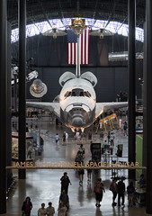 Space Shuttle Discovery - Steven F. Udvar-Hazy Center (dckellyphoto) Tags: stevenfudvarhazycenter udvarhazy smithsonian dulles chantillyvirginia virginia 2018 aircraft museum airandspacemuseum nationalairandspacemuseum