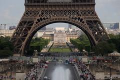 Bonjour Paris (Ce Rey) Tags: paris building city eiffeltower france travel torreeiffel francia turismo 7dwf challengegamewinner