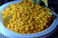 Big plate of Beans on Toast (Tony Worrall) Tags: add tag ©2018tonyworrall images photos photograff things uk england food foodie grub eat eaten taste tasty cook cooked iatethis foodporn foodpictures picturesoffood dish dishes menu plate plated made ingrediants nice flavour foodophile x yummy make tasted meal nutritional freshtaste foodstuff cuisine nourishment nutriments provisions ration refreshment store sustenance fare foodstuffs meals snacks bites chow cookery diet eatable fodder buy sale sell stock big beans toast