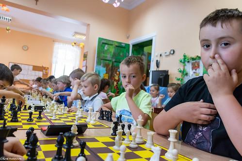 VIII Szachowe Mistrzostwa Przedszkola Nr 4-7