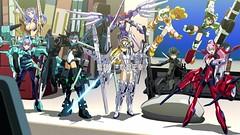 Konami annuncia un nuovo gioco ed un nuovo manga per Busou Shinki (anime_news_official) Tags: busoushinki