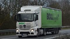 D - Boll Logistik MB New Actros Classicspace (BonsaiTruck) Tags: boll mb actros classicspace lkw lastwagen lastzug truck trucks lorry lorries camion caminhoes