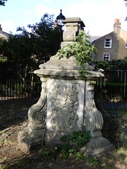 Grave of Samuel Rush, St Paul's Church, Clapham (John Steedman) Tags: london uk unitedkingdom england イングランド 英格兰 greatbritain grandebretagne grossbritannien 大不列顛島 グレートブリテン島 英國 イギリス ロンドン 伦敦 grave samuelrush stpaulschurch clapham cgth friedhof cimetière cemetery cementerio tomb