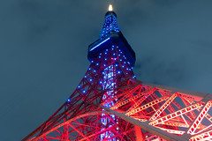 RXV00221 (Zengame) Tags: rx rx100 rx100v rx100m5 rx100mk5 sony zeiss architecture diamondvale illuminated illumination japan landmark lightup night tokyo tokyotower tower ソニー ダイヤモンドベール ツアイス ライトアップ 夜 日本 東京 東京タワー 港区 東京都 jp