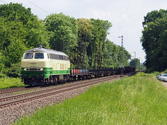 BEG 218 396 (jvr440) Tags: trein train spoorwegen railroad railways bornheim beg brohltalbahn v160 br218