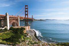 Golden Gate (Budgetographer) Tags: sanfrancisco bayarea california goldengate usa america sea ocean orange fuji xt1 1655