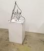 Sabrina Rice (stacyisenbarger) Tags: universityofidaho uidaho sculpture steel beginning language trouble problematic words