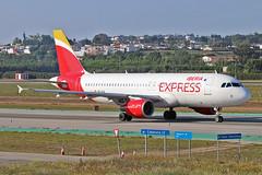 EC-ILQ Airbus A.320-214 Iberia Express AGP 06-05-18 (PlanecrazyUK) Tags: lemg malaga–costadelsolairport malaga costadelsol ecilq airbusa320214 iberiaexpress agp 060518