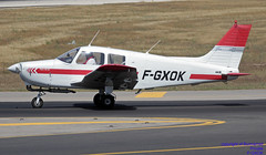 F-GXOK LMML 13-06-2018 (Burmarrad (Mark) Camenzuli Thank you for the 12.2) Tags: airline private aircraft piper pa28161 cadet registration fgxok cn 2841242 lmml 13062018