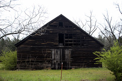 Barn, Devereux GA (Mike McCall) Tags: copyright2018mikemccall photography photo image usa culture southern america thesouth unitedstates northamerica south georgia county hancock fineartphotography devereux barn farm utility building outbuilding dependency