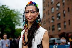 QueensGayParade2018-10(NY) (bigbuddy1988) Tags: people portrait photography nikon d800 nyc usa new art city festival asian newyork parade gay pride gayparade gayprideparade hair urban street