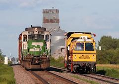 BNSF 2815 Emerado 26 Jul 05 (AK Ween) Tags: bnsf bnsf2815 emd gp30 gp39m emerado northdakota devilslakelocal devilslakesub plasseramerican train railroad