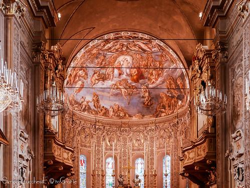 Giudizio Universale  (1577-1581)- Cattedrale di Ferrara - Bastianino
