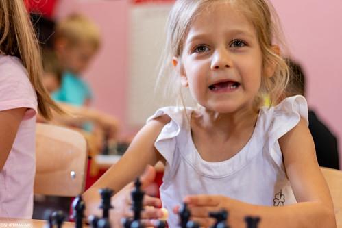 VIII Turniej Szachowy o Mistrzostwo Przedszkola Europejska Akademia Dziecka-31