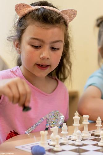 VIII Szachowe Mistrzostwa Społecznego Przedszkola Akademia Przedszkolaka-29