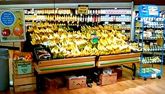 Bunches and bunches of bananas! - SS (Maenette1) Tags: bunches bananas fruit sign jacksfreshmarket menominee uppermichigan signsunday flicker365 allthingsmichigan absolutemichigan projectmichigan