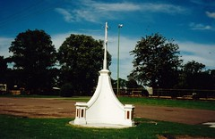 Transvaal War Memorial Drinking Fountain, Maitland Park, N.S.W. (maitland.city library) Tags: maitland newsouthwales nsw memorials park transvaal boer war drinking fountain mafeking southafrica 1929 1902 returned soldiers committee avenue