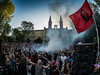 1. Mai 2018 Mariannenplatz (ekvidi) Tags: 1 mai 1mai berlin kreuzberg mariannenplatz 2018 rebellion der träumer schmeckefuchs elias doré baba knife