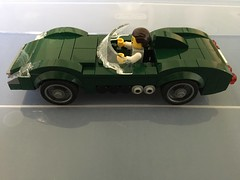 Aston Martin DBR1 (Nc19938) Tags: astonmartin dbr1 british speed champions race car le mans minifigure lego