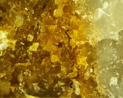00007MI 100x (rcblackmi) Tags: rock mineral macro zerene photomicrograph