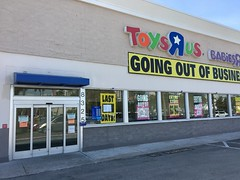 Last Day Toys R Us Miami (Phillip Pessar) Tags: toys r us closing retail store last day bankrupt miami