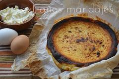 "Tarta de queso del restaurante ""La viña"" (extraños maridajes) Tags: tartadequeso sweet dessert dulce cheesecake food comida cooking d"