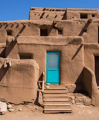 Taos Pueblo (K*Adams) Tags: taos pueblo new mexico ancient native american