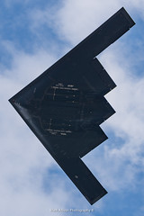 USAF B-2 Stealth Bomber at RIAT 2018 (Mark_Aviation) Tags: usaf b2 stealth bomber riat 2018 spirit new york 821068 av3 flying wing black project b2a united states air force whiteman global power mission royal international tattoo riat18 fairford egva ffd military jet plane aircraft airplane airport aviation airbus airlines aerospace aeroplane arriving airshow arrival af