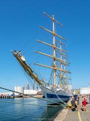 Mir at Tall Ship Race, Esbjerg 2018 (Appaz Photography☯) Tags: appazphotography denmark jylland esbjerg esbjerghavn events thetallshipsraces mir
